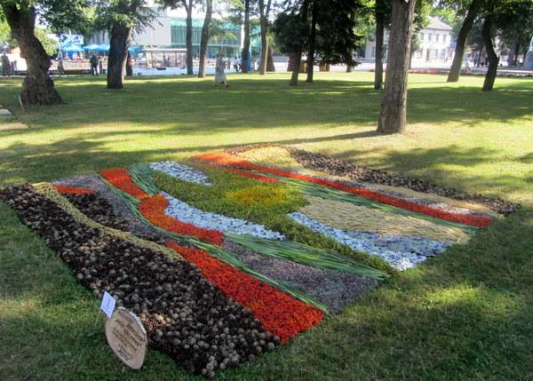 Trečioji vieta buvo skirta pirmąkart konkurse dalyvavusiai Biržų miesto bendruomenės komandai ir jos kilimui.