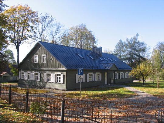 Anykščių regioninio parko administracija ir lankytojų centras