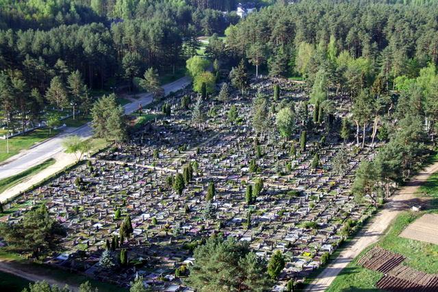 Anykščių kapinės