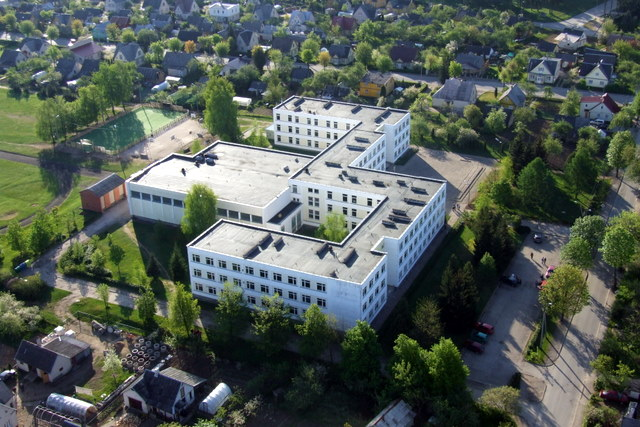 Antano Baranausko vidurinė mokykla