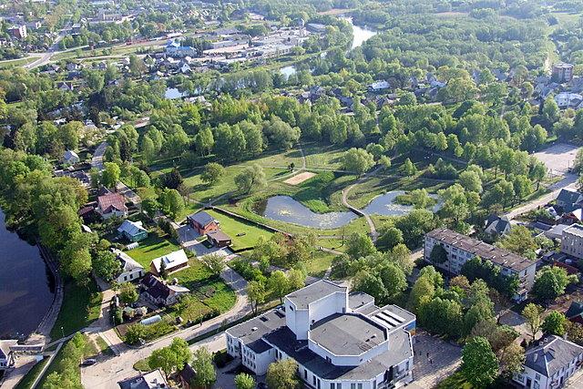 Anykščių kultūros centras ir parkas