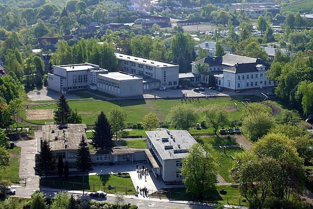 Antano Vienuolio gimnazija