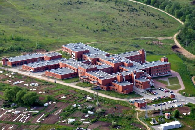 Anykščių ligoninės pastatų kompleksas