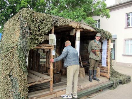 Imitacinis bunkeris kviečia rugsėjį į Trakinius.