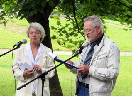 V. Vatutina ir O. Janonis