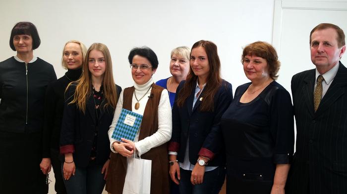 Renginio organizatoriai, J. Biliūno gimnazijos bendruomenės atstovai ir svečiai.