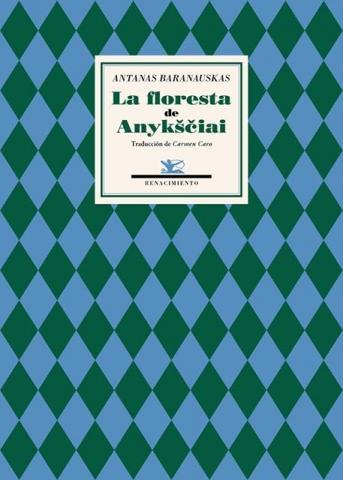 Ispaniškasis A. Baranausko poemos leidimas.