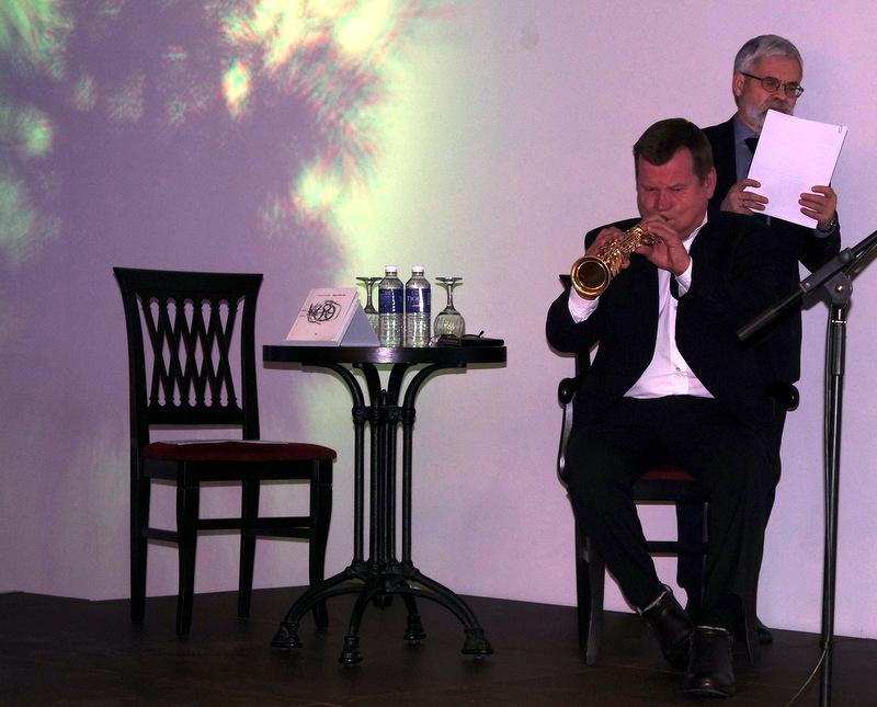 V. Braziūno ir P. Vyšniausko dialogas.