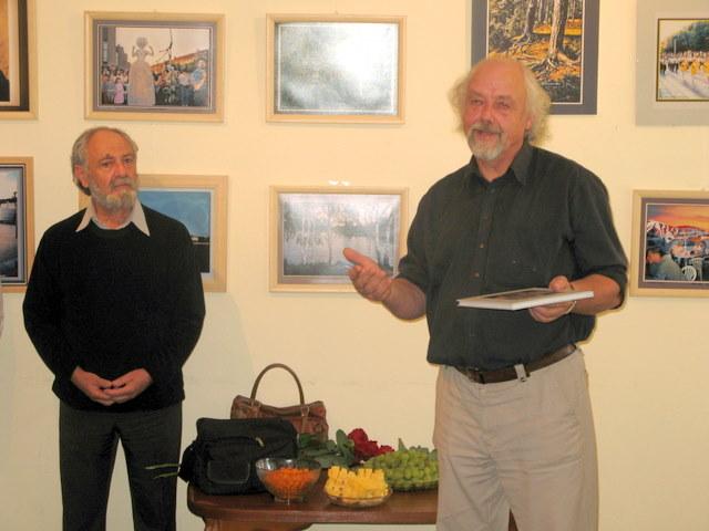 G. Fridbergas ir R. Vanagas