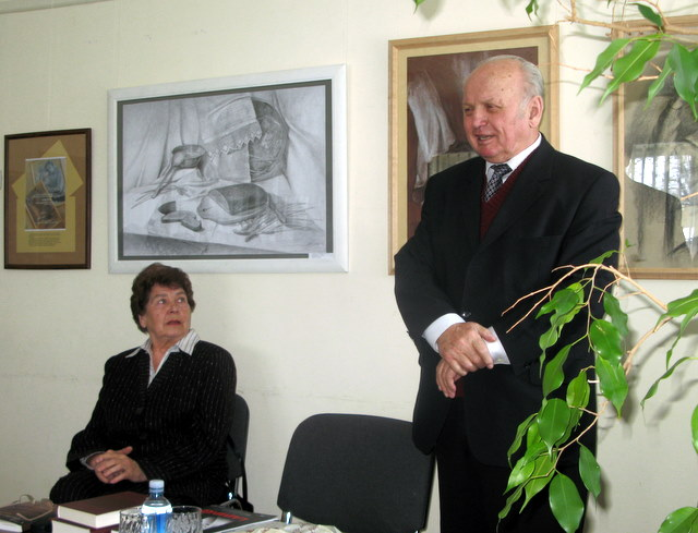 Regina Paliukaitytė ir Aleksandras Guobys