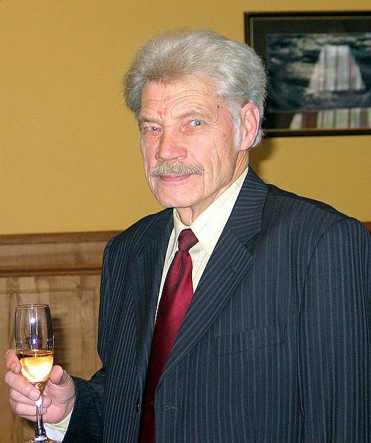 Mokytojas Vacius Bražėnas. 2007-ieji.