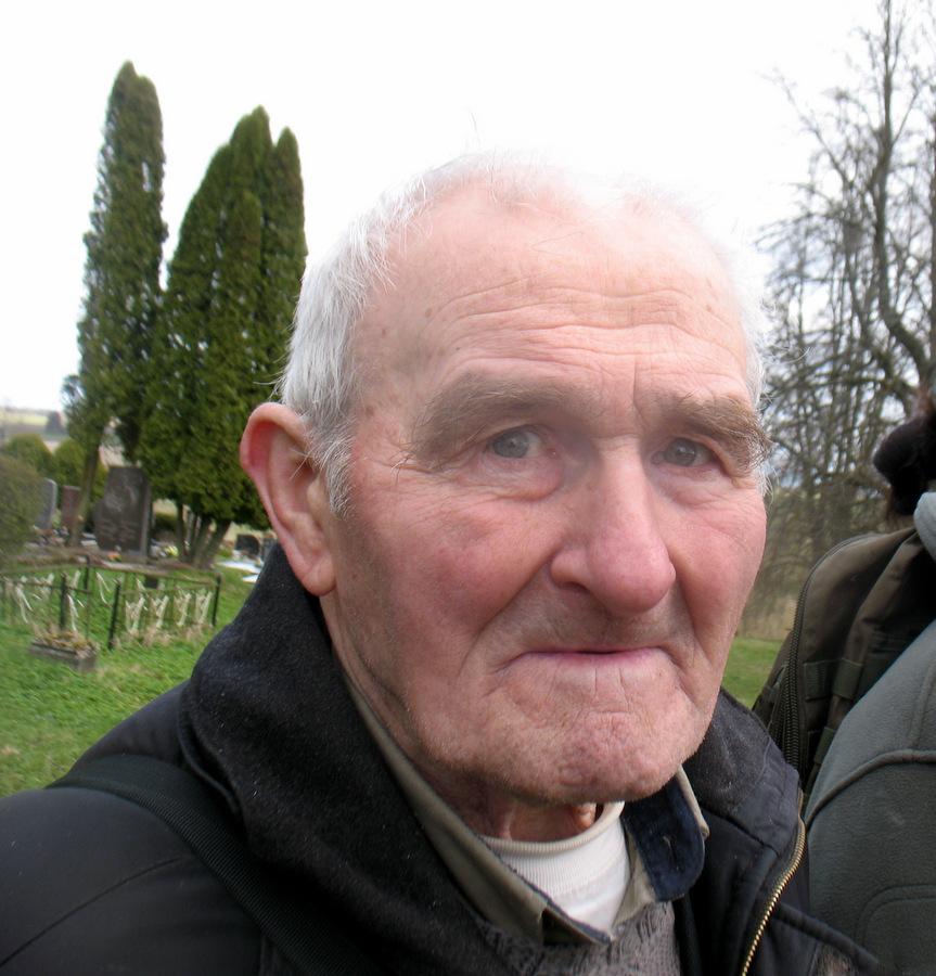 Nuostabusis istorijos liudytojas Jonas Mikulėnas.