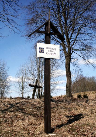 Senosios Rubikių kapinės