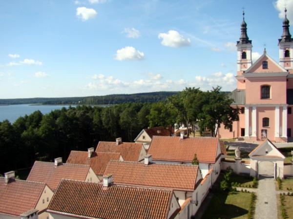 Vygrių bažnyčios ir vienuolyno kompleksas.
