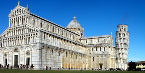 Pizos katedra
