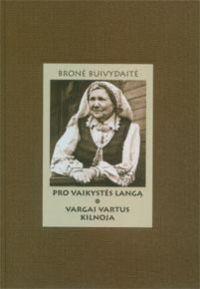 Bronės Buivydaitės knyga