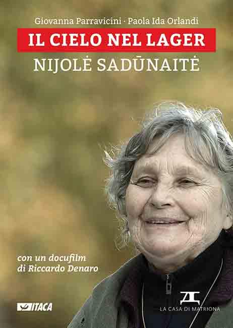 N. Sadūnaitės prisiminimai, parašyti italų kalba.