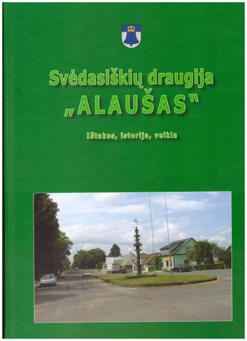Naujoji knyga apie svėdasiškių visuomeninę veiklą.