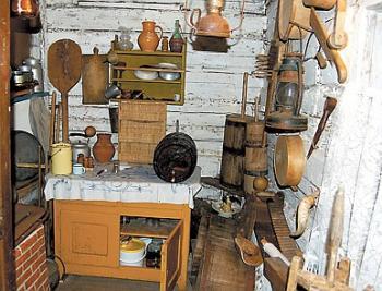 Gikonių kaimo muziejuje atgimsta sodiečių gyvenimo praeitis