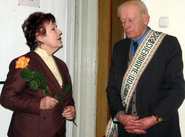 Sveikina Eugenij Pilinkienė