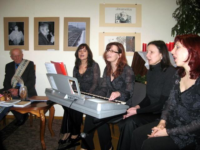 Mokytojų kvarteto koncertas