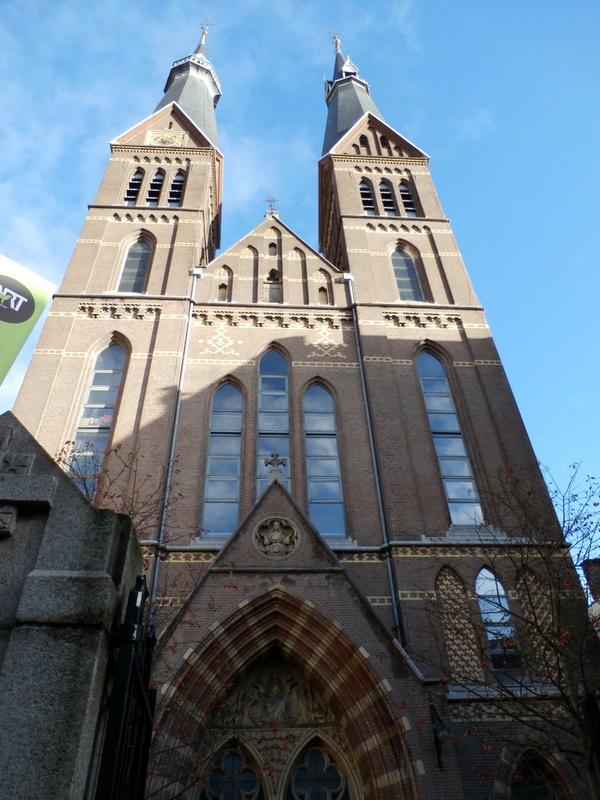 Amsterdamo bažnyčia – Lietuvių bendruomenės susibūrimo vieta.