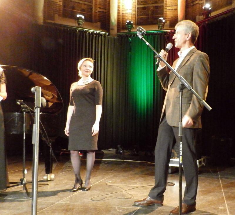 Sveikinimai Olandijos lietuviams.