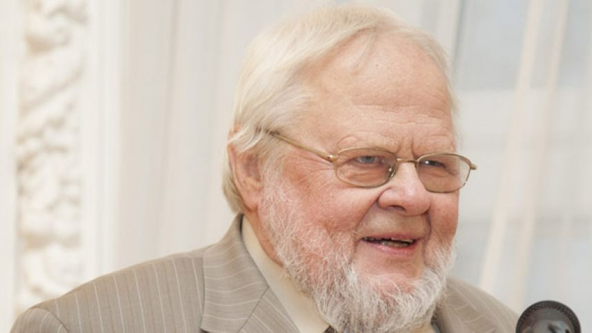Algirdas Antanas Avižienis (VDU nuotr.).