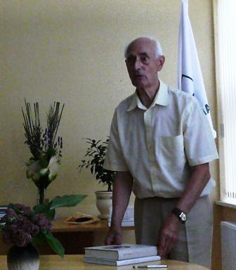 Mokytojas Jonas Bagdonas