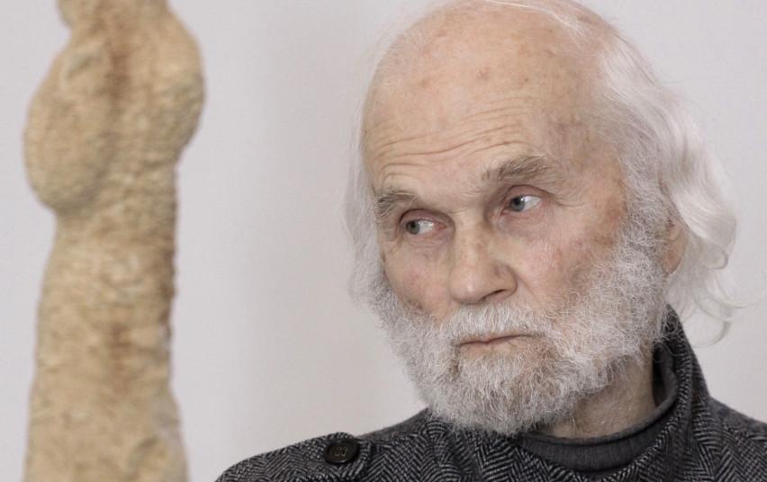 Skulptoriui Leonui Vytautui Striogai – 90 metų