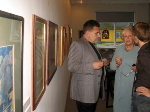 Pianistė Gražina Ručytė-Landsbergienė bendravo su anykštėnais