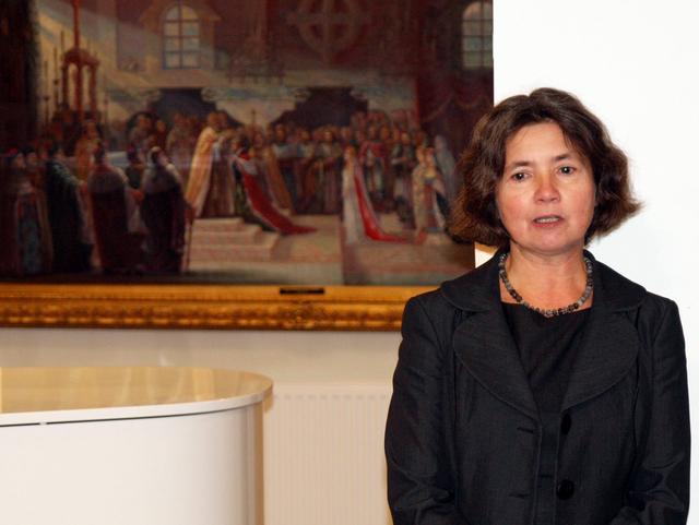 Menotyrininkė Dalia Tarandaitė