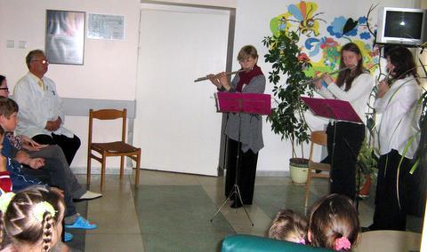 Groja fleitų trio