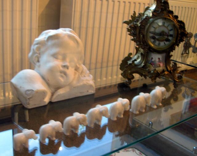 Anykščių muziejaus fondų relikvijos