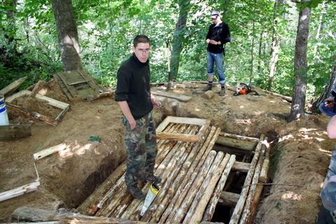 Partizaniškasis bunkeris