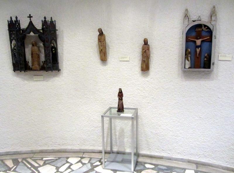 P. Blažio kūrinių paroda Koplyčioje.