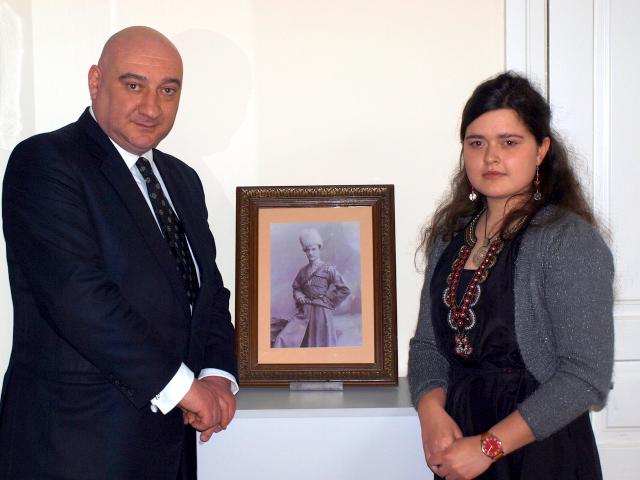 G. Kerdikošvilis ir O. Kelpšaitė