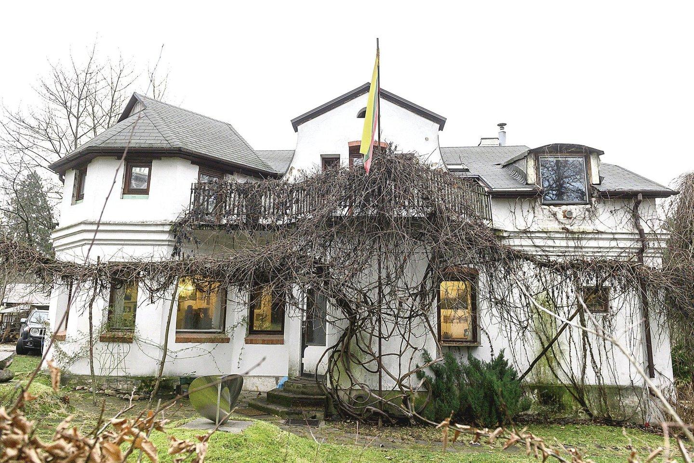 Vildžiūnų namai Vilniaus Jeruzalėje. Lrytas.lt nuotrauka
