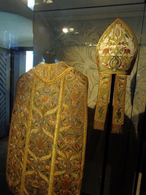 Bažnytinė tekstilė.