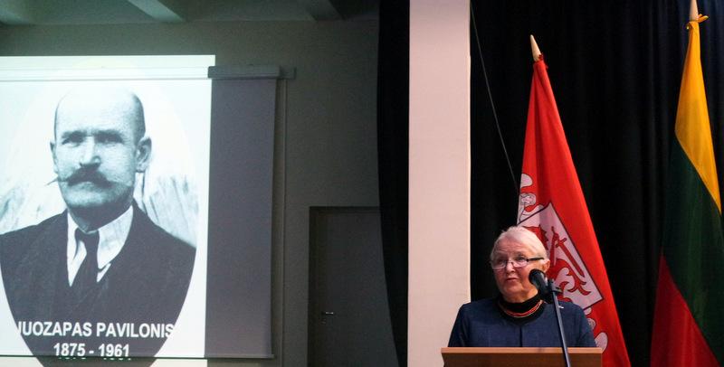 Senelį Juozapą Pavilonį prisimena jo anūkė Dalia Irena Adomaitienė.