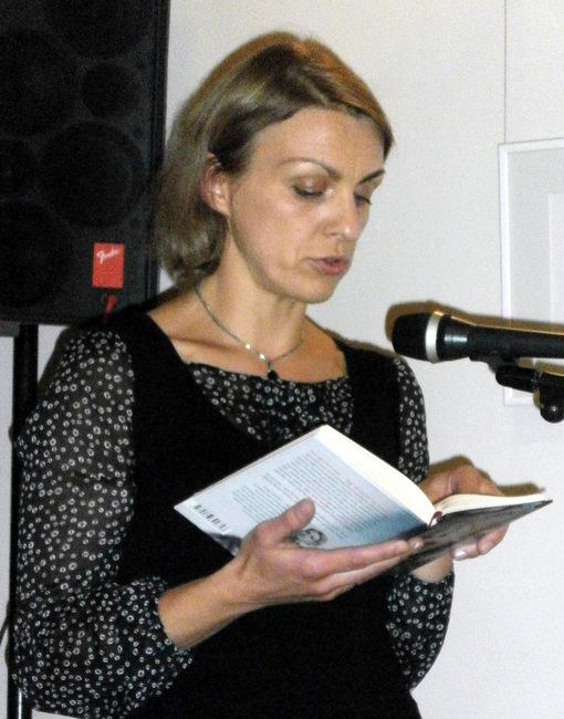 Romano autorė Jurga Žąsinaitė.