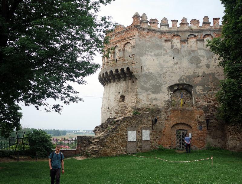 Pilis saugo Ostrogiškių giminės didybę.