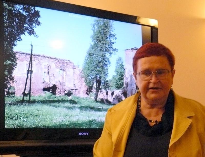 Pasakoja Danutė Blažytė-Baužienė.