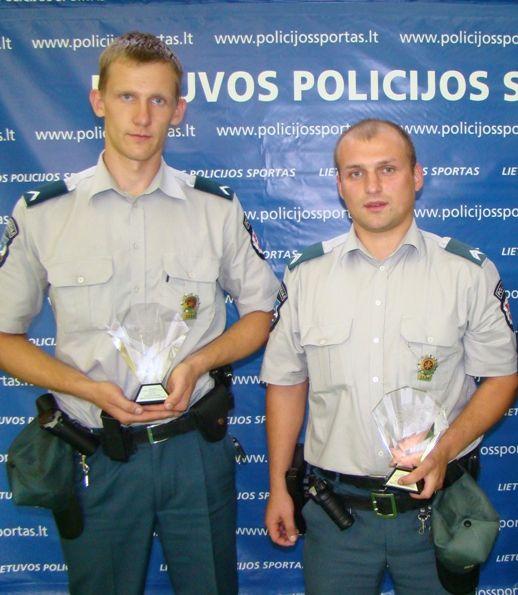 Policijos departamento nuotr.